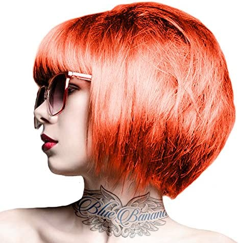 Crazy Color Orange 60 100mL - Crema colorante cabello ...