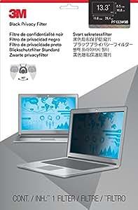 """3M PF13.3W9 - Filtro de privacidad  para ordenador portátil (13.3""""),transparente"""