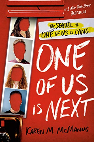 One of Us Is Next: The Sequel to One of Us Is Lying Hardcover – January 7, 2020