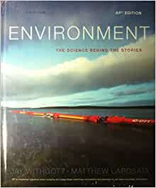 Test Bank for Environmental Science 14th Edition Enger
