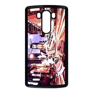 LG G3 Cell Phone Case Black Graffiti Custom KHJSDSUKB4802