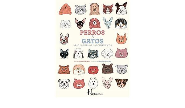 Amazon.com: Perros & gatos: Bajo la lupa de los científicos (Nórdica Infantil) (Spanish Edition) eBook: Antonio Fischetti, Sébastien Mourrain, ...
