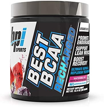 BPI Sports Best Bcaa Recharged Endurance