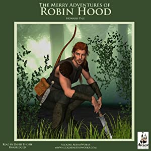 Image result for amazon robinhood audio david thorn