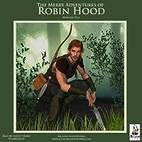 The Merry Adventures of Robin Hood Hörbuch von Howard Pyle Gesprochen von: David Thorn