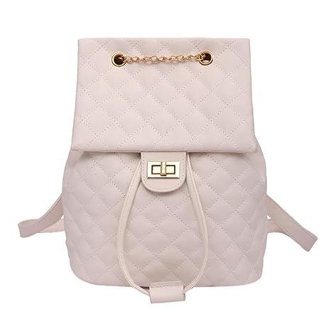 Widewing Travistar Bolsos Mochilas Mujer Casual Bolso de la mochila de la Multi-Purpuse del