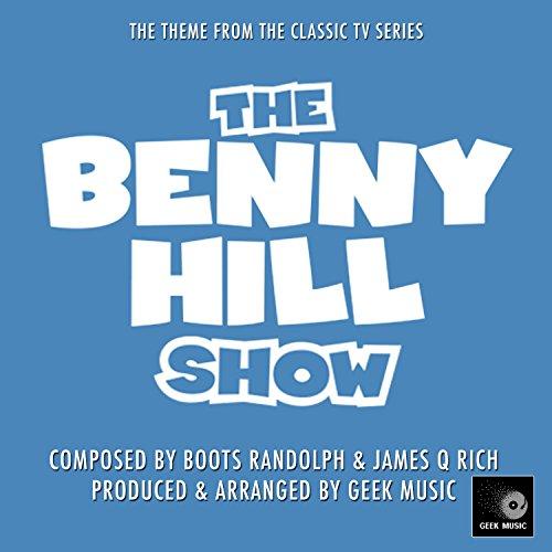 The Benny Hill - Main Theme - Yakety Sax - Yakety Sax