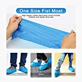 Shoe Covers Disposable Non Slip - 100 Pack
