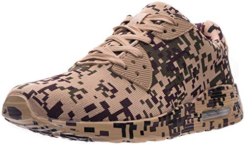 WHITIN Men's Camo Shoes - Pixel Inspired Size: 8.5 M US