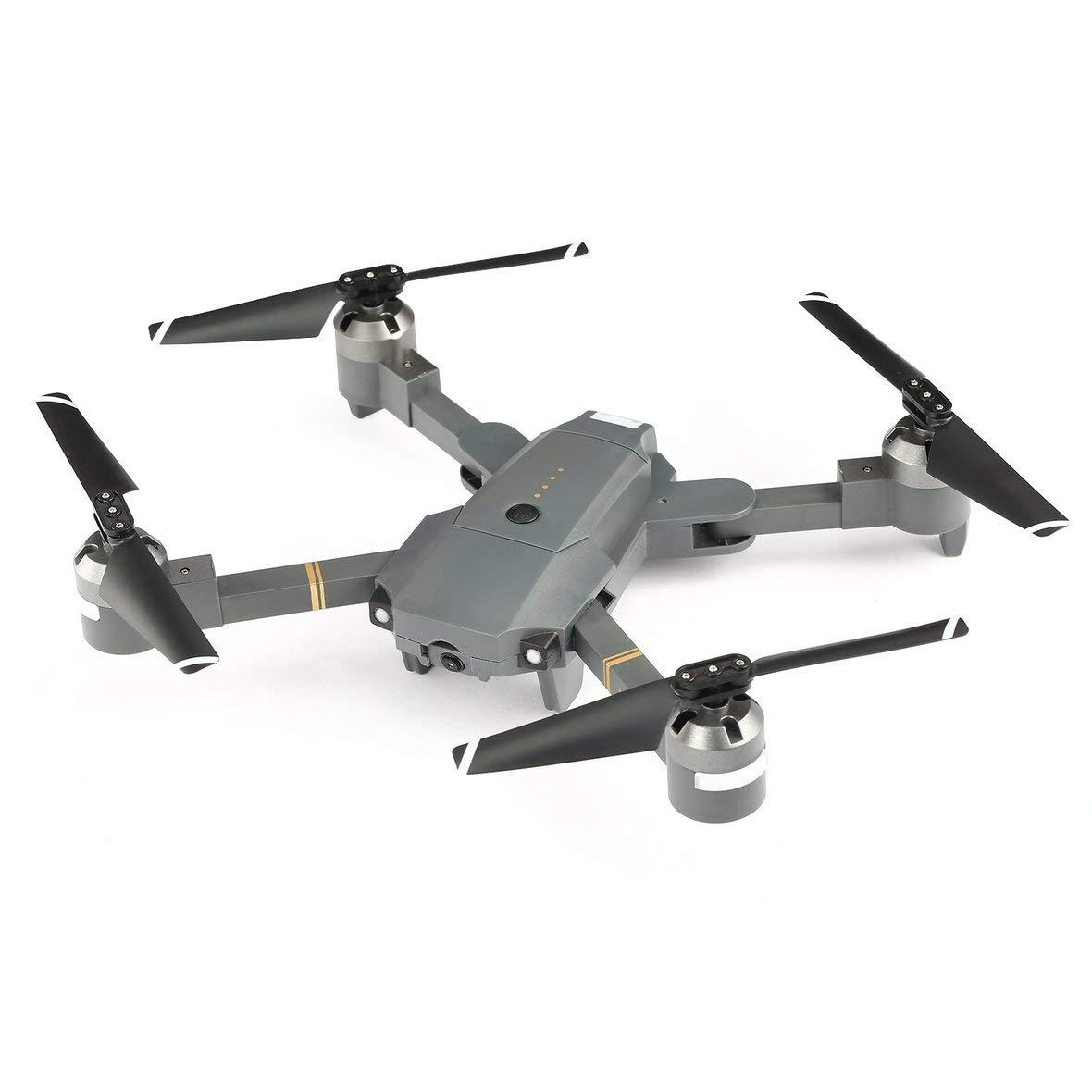 ToGames Attop XT-1 WiFi 2,4G FPV 3D-Kamera Drone Flip Höhe halten Faltbare One-Key-Start / Headless Landung Modus RC Quadcopter