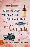 Der Fluch vom Valle della Luna: Kriminalroman (Nelly Rosso ermittelt, Band 3)
