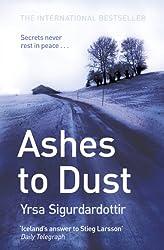 Ashes to Dust: Thora Gudmundsdottir Book 3