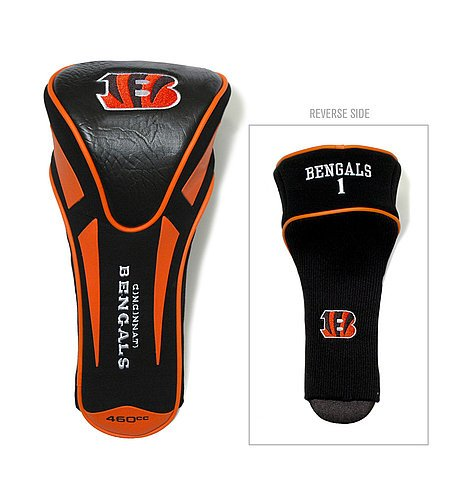 Cincinnati Bengals Single Apex Driver Golf Club Head - Cincinnati Apex
