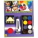 Deluxe Clown Make-Up Kit