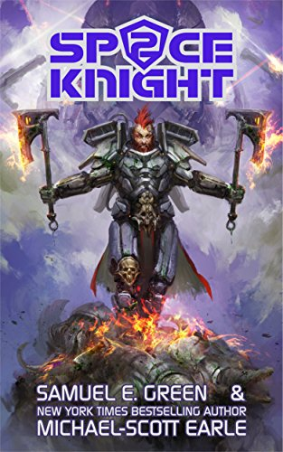 Space Knight Book 2 cover