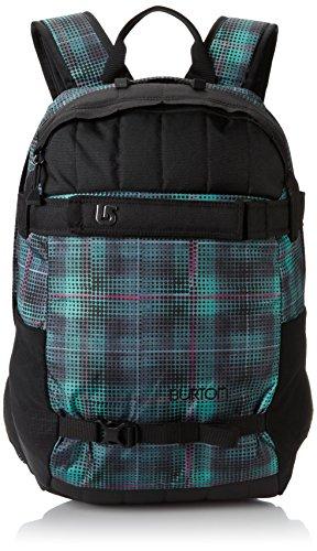 Burton Plaid Bag - 7