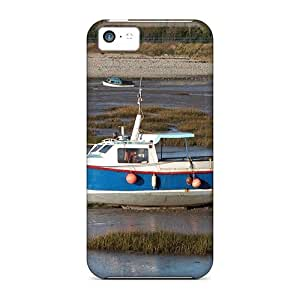 Slim Fit Protector Shock Absorbent Bumper Cases For Iphone 5c