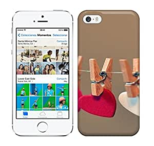 Loving Pop Hearts paper phone case for iphone 5/5s