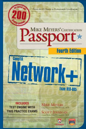 Download Mike Meyers' CompTIA Network+ Certification Passport, 4th Edition (Exam N10-005) (CompTIA Authorized) Pdf