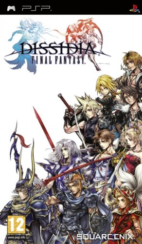 Square Enix Usa Inc Dissidia Final Fantasy Rpg Vg Sony Psp Platform All New Battle System