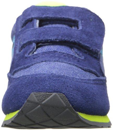 SAUCONY ST56368 JAZZ HL azules zapatos del bebé rasgan Blu