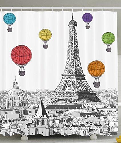 Curtains Ideas cityscape shower curtain : Notre Dame Shower Curtain, Notre Dame Fighting Irish Shower ...