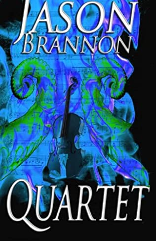 book cover of Quartet