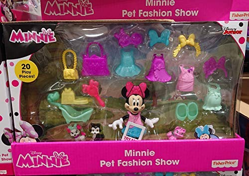 Disney Junior Minnie Pet Fashion Show Snap N Pose -
