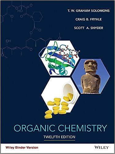 Amazon organic chemistry 9781119077251 t w graham solomons organic chemistry 12th edition fandeluxe Images