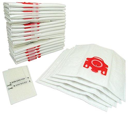 20 pack Microfiber Vacuum Designed Filters product image