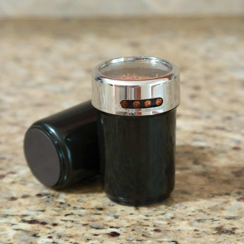 SEE AND STORE SPICE BOTTLE