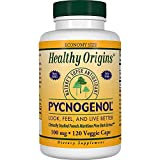 Healthy Orgins Pycnogenol, Natures Super Antioxidant Supports Cholesterol & Joint Health (120)