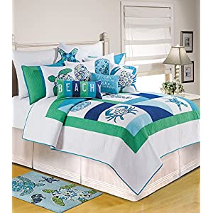 51afe-rzf3L._SS300_ Beach Quilts & Nautical Quilts & Coastal Quilts