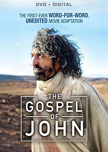 The Gospel Of John [DVD + Digital]