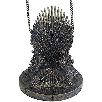 Kurt Adler 4-Inch Game of Thrones Resin Throne Ornament