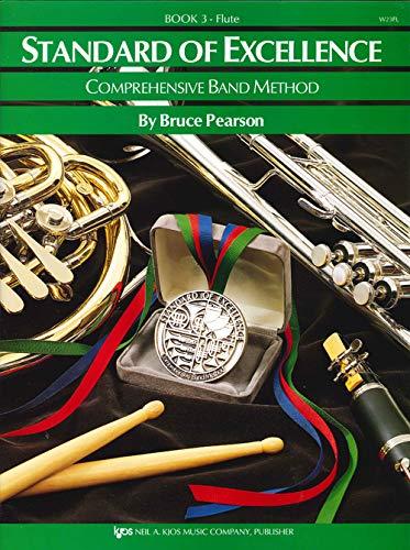 W23FL - Standard of Excellence Book 3 - Flute (Comprehensive Band Method)