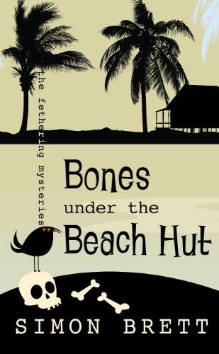 book cover of Bones Under the Beach Hut