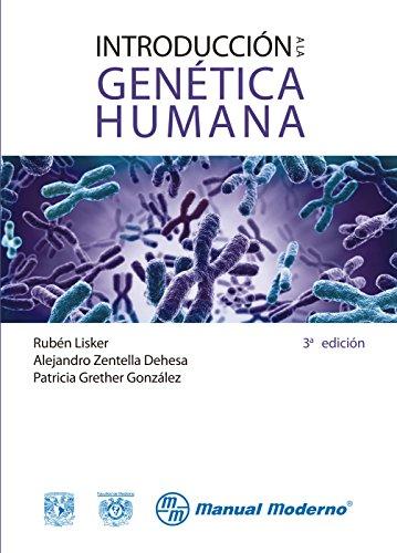 Descargar Libro Introducción A La Genética Humana, 3ª Ed. Rubén Lisker