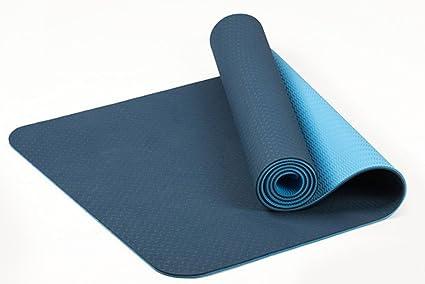 Da. WA color Yoga Mat deporte Fitness antideslizante al aire ...