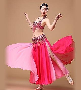 KLMWDDPWY Danza del Vientre Mujer Mujeres Calientes Ropa De ...