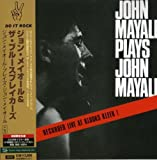 Plays John Mayall (Mini Lp Sleeve)