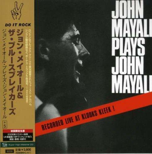 Plays John Mayall (Mini Lp Sleeve)