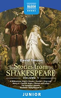 Stories from Shakespeare Vol 1 by [Timson, David]