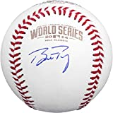 Buster Posey San Francisco Giants Autographed 2014 World Series Baseball - Fanatics Authentic Certified