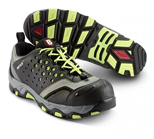 Modèle brynje hexagon, chaussures de sécurité norme eN iSO 20345 s1P sRC