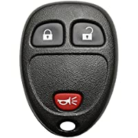 QualityKeylessPlus Replacement Remote For FCC ID: KOBGT04A 3 Button Keyless Key Fob FREE KEYTAG