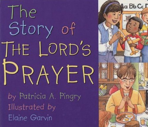 The Story of the Lord's Prayer - Cane Story Candy