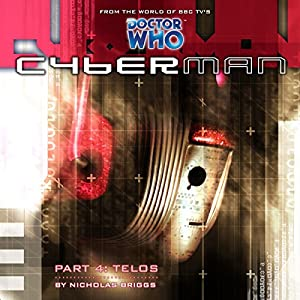 Cyberman - 1.4 Telos Audiobook