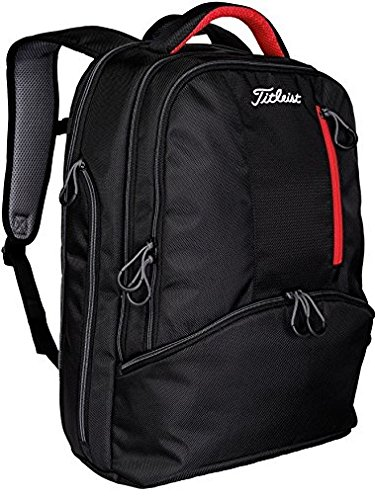Titleist 2016 Essential Backpack, Large, Black by Titleist