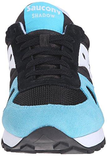 Originali Di Saucony Mens Shadow Original Sneaker Nero / Blu